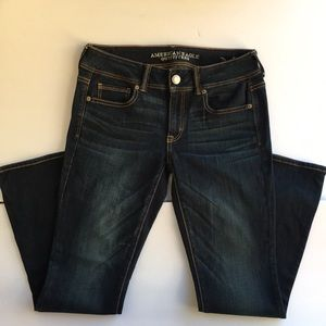 American Eagle Outfitter kick boot Jeans flare 6